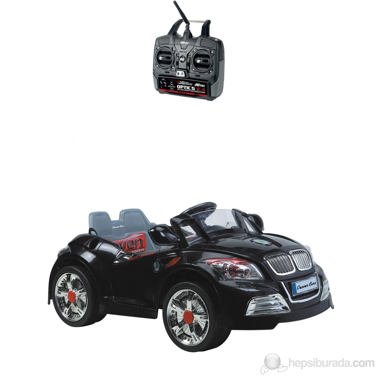 Denver Cars Go Away 6V Kumandalı Siyah En Uygun Fiyatla