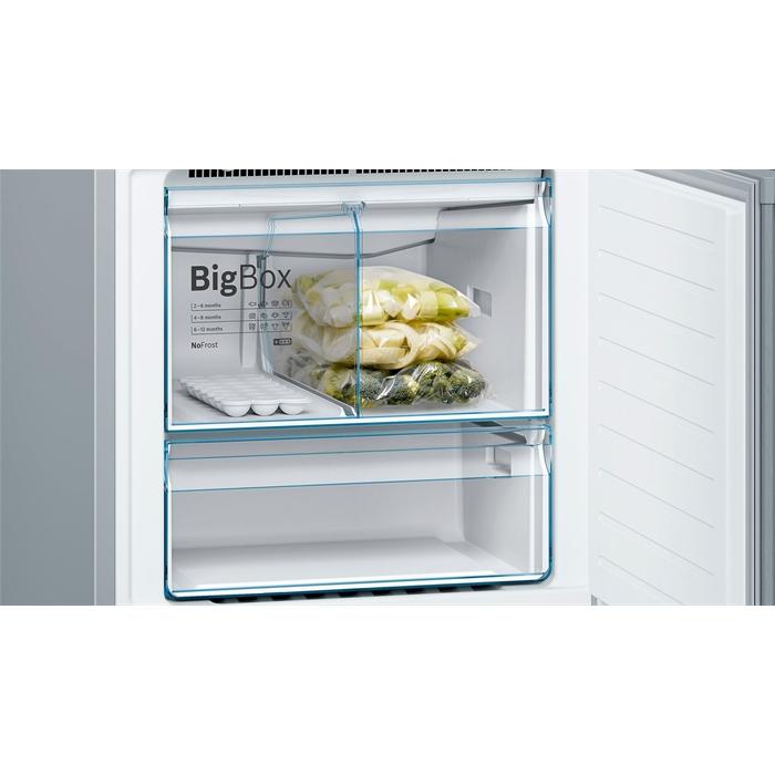 Bosch siyah buzdolabı